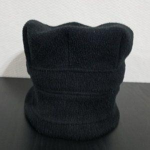 Columbia Mens L/XL Fleece Bucket Hat Winter Black